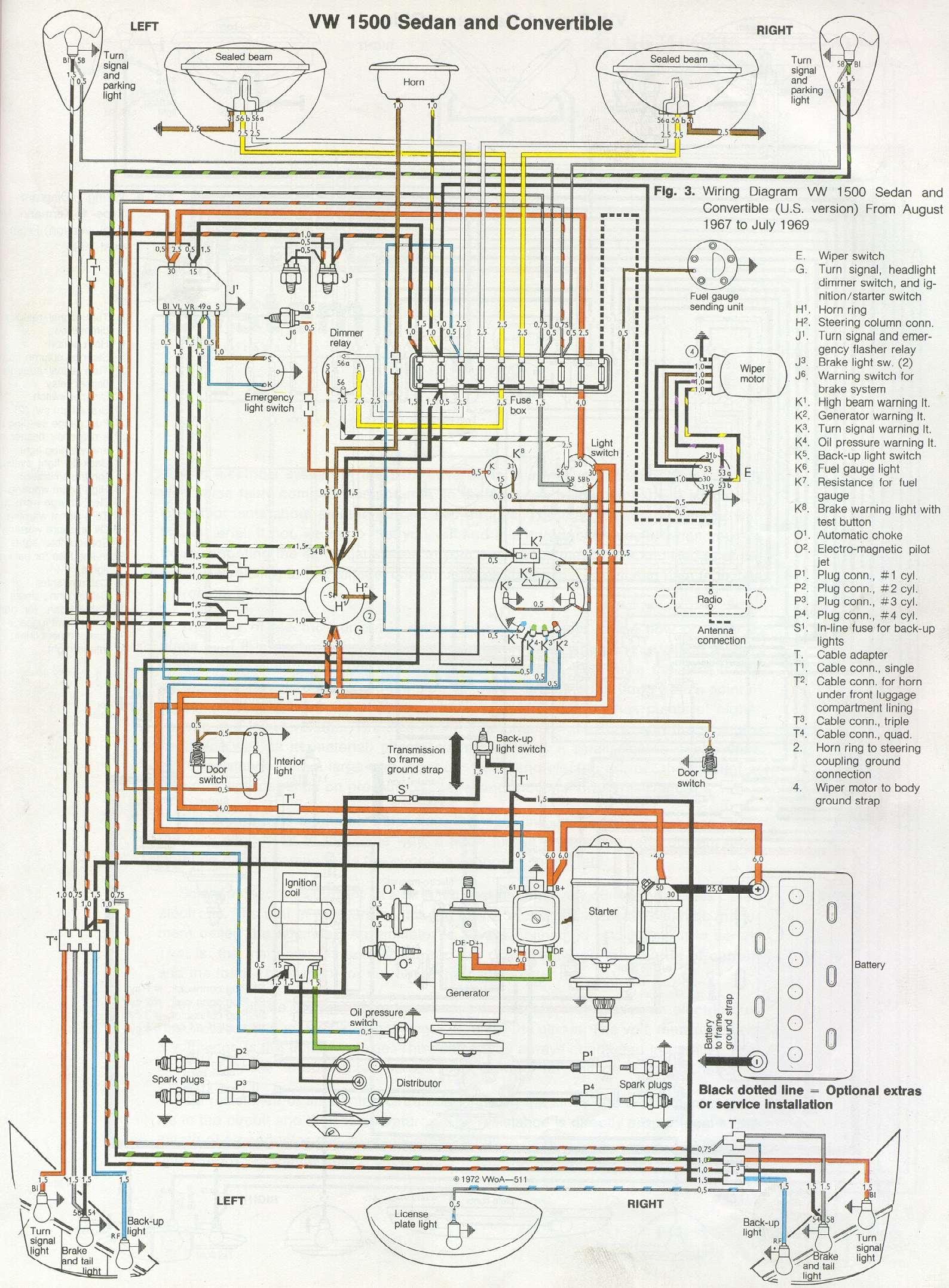 volkswagen typ 1 2000 vw beetle fuse diagram 2000 vw beetle radio wiring diagram
